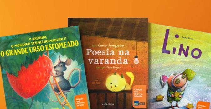 532787 Itaú criança coleção de livros grátis infantis Itaú Criança, coleção de livros grátis infantis