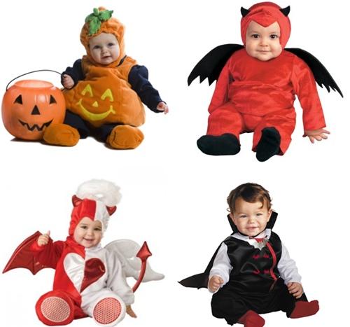 532880 Até para as crianças menores as fantasias são bem vinda. Foto divulgação Fantasias infantis para festa de halloween: fotos