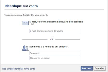 533959 como recuperar conta do facebook 1 Como recuperar uma conta do Facebook