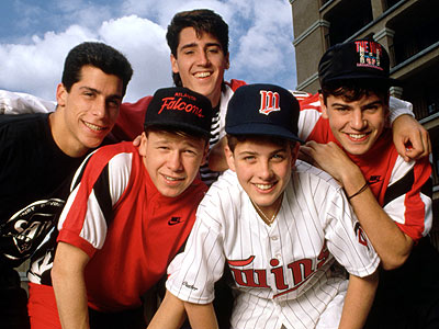 Boy Bands mais famosas da música: fotos