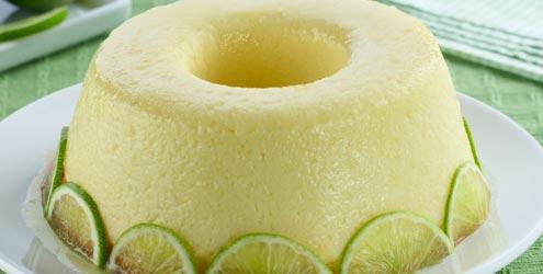 535862 Pudim de Limão Pudim de Limão