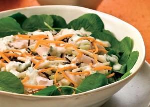 536075 Salada de arroz integral 1 Salada de arroz integral