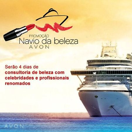 537401 promocao navio da beleza avon 3 Promoção Navio da Beleza Avon