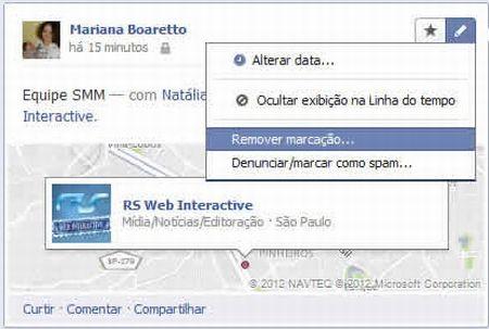 537607 marcacao no facebook como remover 2 Marcação no facebook: como remover