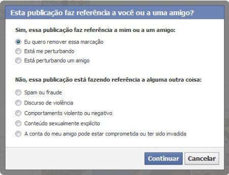 537607 marcacao no facebook como remover 3 Marcação no facebook: como remover