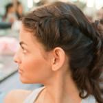538275 As tranças laterais podem ser feitas em cabelos repicados. Foto divulgação 150x150 Penteados para cabelos repicados