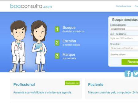 538974 boa consulta com site para agendar consultas Boaconsulta.com: site para agendar consultas