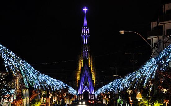 Natal em Canela 2012: programação