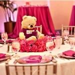 539146 A cor rosa é a mais indicada para os chás de bebê femino. Foto divulgação 150x150 Decoração do chá de bebê: temas