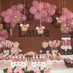 539146 Os balões também podem ser usados na decoração. Foto divulgação 150x150 Decoração do chá de bebê: temas