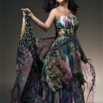 539156 As estampas tropicais estão na moda. Foto divulgação 150x150 Vestido estampado para festa: modelos, fotos