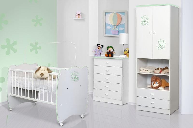 539802 quarto bebê masculino 4 Quarto de bebê decorado masculino