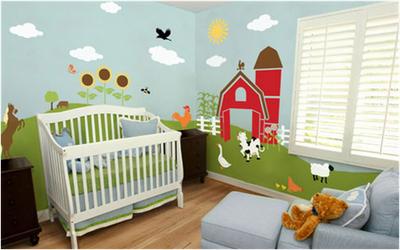 539802 quarto bebê masculino Quarto de bebê decorado masculino