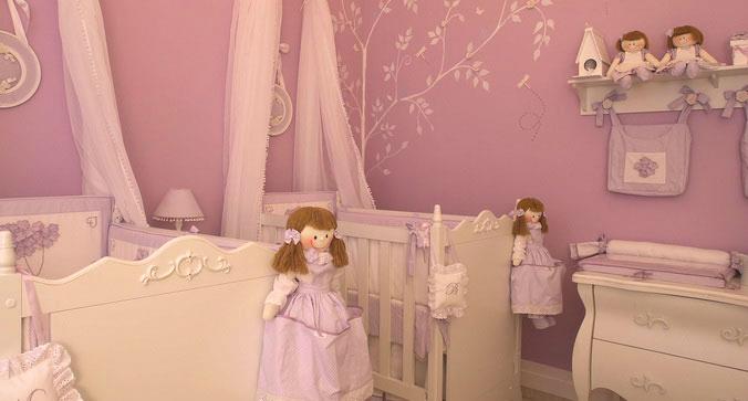 Quarto Infantil Para Bebe Feminino ~ 539807 quarto beb? feminino 1 Quarto de beb? decorado feminino