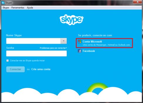 539849 Como migrar do MSN para o Skype 2 Como migrar do MSN para o Skype