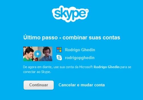 539849 Como migrar do MSN para o Skype 5 Como migrar do MSN para o Skype