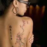 540880 Tatuagens de flor de cerejeira fotos 150x150 Tatuagens de flor de cerejeira: fotos