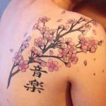 540880 Tatuagens de flor de cerejeira fotos 4 150x150 Tatuagens de flor de cerejeira: fotos