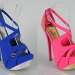 540945 O azul e rosa estarão em alta. 150x150 Coleção sandalias 2013