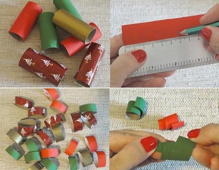 543486 Enfeites de natal de papel como fazer 1 Enfeites de Natal de papel: como fazer