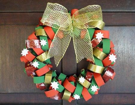 543486 Enfeites de natal de papel como fazer 3 Enfeites de Natal de papel: como fazer