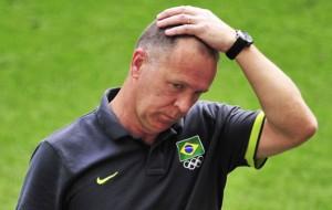 Mano Menezes não é mais técnico da seleção brasileira