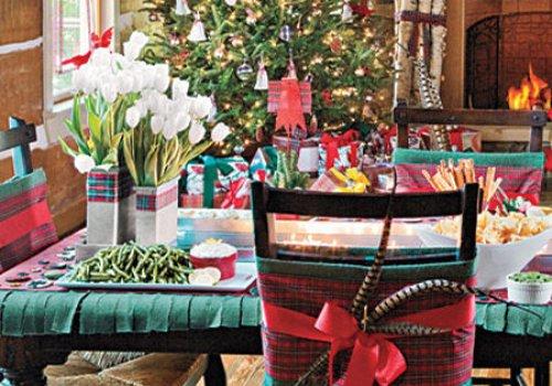 544776 Decoração de mesa de jantar para natal 2 Decoração de mesa de jantar para Natal