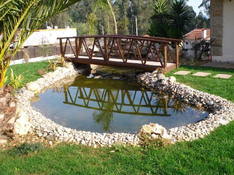 544799 Lago artificial no jardim dicas como fazer 1 Lago artificial no jardim: dicas, como fazer