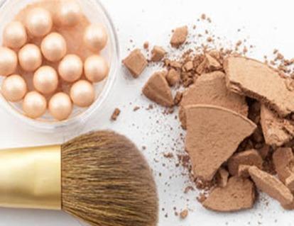 544833 Os produtos minerais também são excelentes opções de escolha. Foto divulgação Produtos de maquiagem hipoalergênicos: dicas