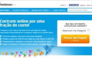 Site Freelancer.com chega ao Brasil