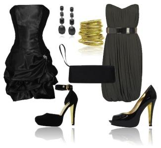 545542 Acessórios que combinam com vestido preto.3 Acessórios que combinam com vestido preto