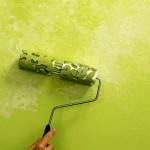 546226 O rolo texturizado é um tipo de decoração simples e fácil de ser feita. Foto divulgação 150x150 Rolo texturizado para a parede: saiba mais