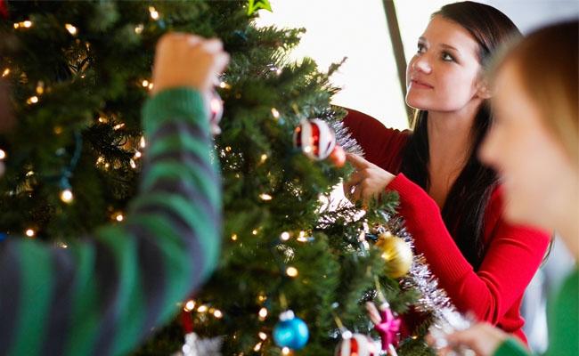 546490 Algumas frutas também podem enefeitar as árvores de Natal. Foto divulgação Decoração de Natal com frutas: ideias, fotos
