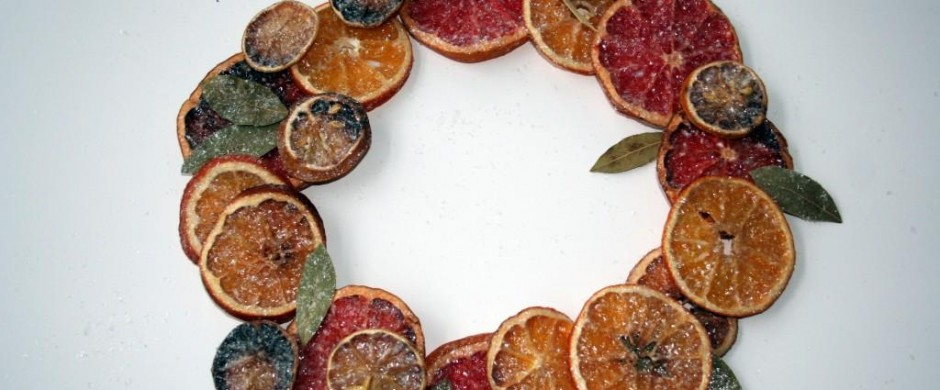 546490 As frutas cítricas proporcionam beleza ao ambiente assim como o deixa mais perfumado. Foto divulgação Decoração de Natal com frutas: ideias, fotos