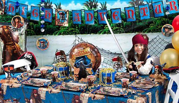 546709 Decoração de aniversário piratas do caribe 3 Decoração de aniversário Piratas do Caribe