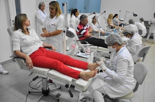 54690 Curso Técnico em Podologia SENAC SP Curso Técnico em Podologia SENAC SP