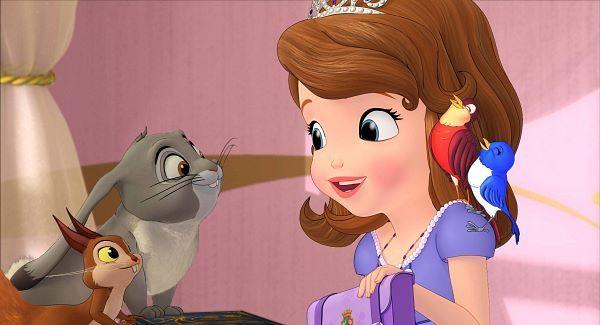 Sofia: a nova princesa da Disney