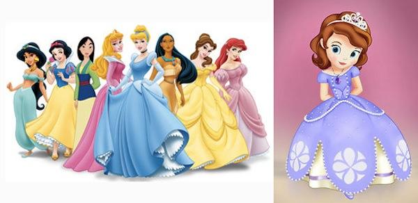 547084 Sofia a nova princesa da Disney 02 Sofia: a nova princesa da Disney