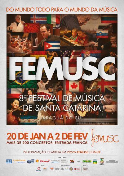 547139 festival de musica classica santa catarina 2013 Festival de Música Clássica em Santa Catarina 2013