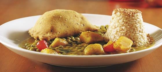 548050 Os pratos do restaurante devem ser nutritivos e balanceados. Foto divulgação Dicas para planejar o prato do restaurante