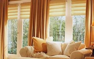 Tecido de cortina: como escolher