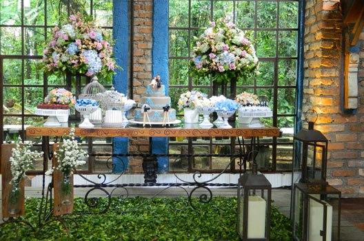 549122 Arranjos de flores para casamento fotos 15 Arranjos de flores para casamento: fotos