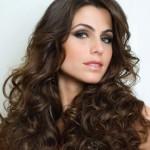 549254 As franjas também podem ser usadas em cabelos cacheados. Foto divulgação 150x150 Franjas para cabelo cacheado: fotos
