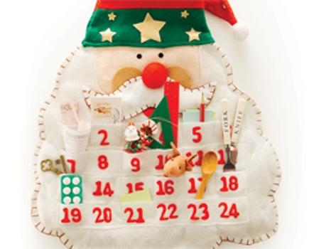 549259 Calendário de natal como fazer fotos 10 Calendário de Natal: como fazer, fotos