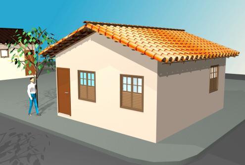 Plantas de casas pequenas modelos for Casas pequenas modelos