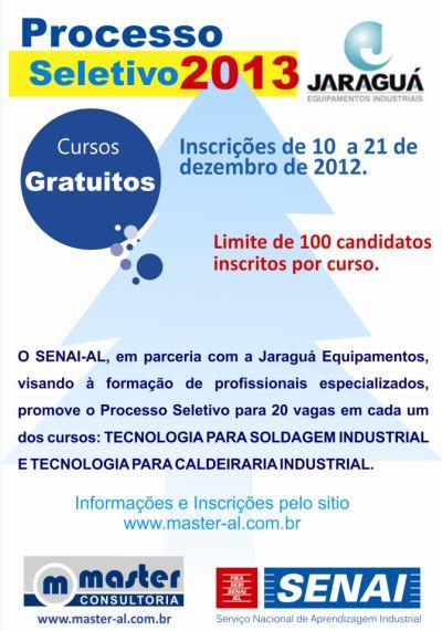 551564 senai alagoas cursos gratuitos 2013 inscricoes 1 SENAI Alagoas, cursos gratuitos 2013, inscrições