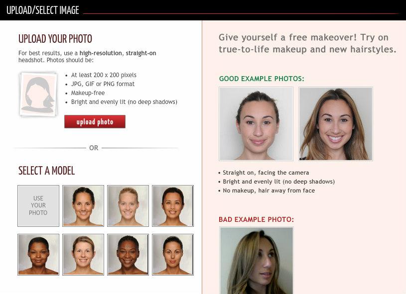 552363 Sekkm título Sites com Simulação virtual de corte de cabelo