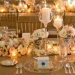 552417 Aposte na decoração branca com dourado. Foto divulgação 150x150 Decoração de casamento dourado e branco