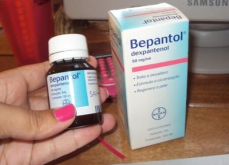 552440 O Bepantol é rico em vitamina B5 que hidrata os cabelos. Foto divulgação Hidratar o cabelo com bepantol