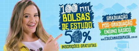 552680 bolsas de estudo educa mais brasil 2013 2 Bolsas de estudos Educa Mais Brasil 2013
